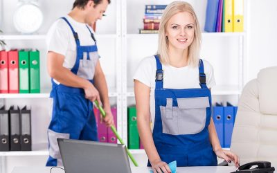 Why You Should Outsource Your Cleaning Services